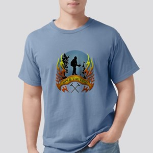 Wildland Firefighter (Hold the Line) T-Shirt